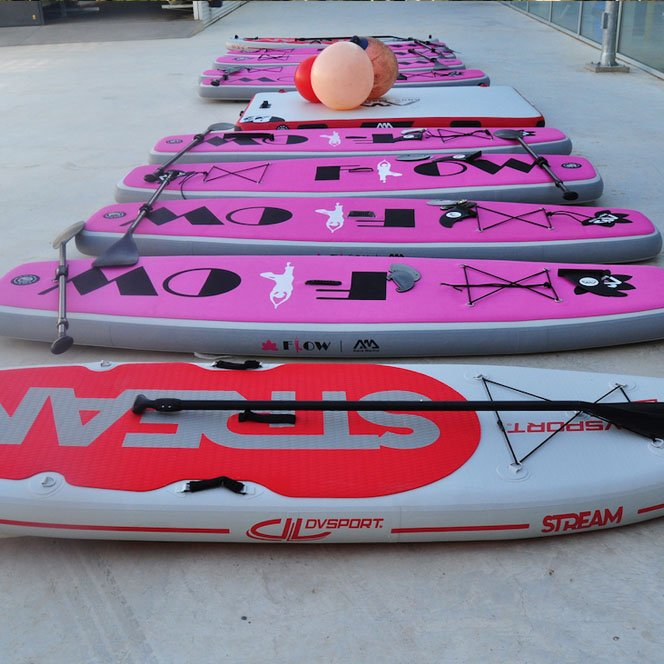 OUR SUP BOARDS